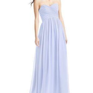 Azazie dress Kristen lavender